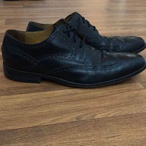 Cole Haan Black Dress Shoes